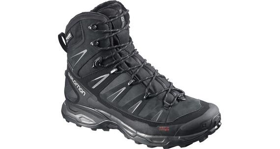 Salomon X Ultra Winter CS WP Schoenen Heren grijs/zwart